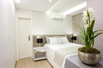 Edifício Residencial City Parque – Projeto L|N Suíte casal